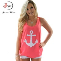 Anchor Fashion Top