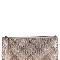 Elliott Lucca 'Bali 89' Woven Leather Convertible Crossbody Bag