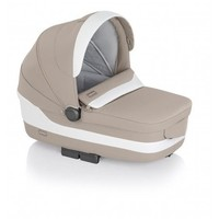 Inglesina Trilogy Bassinet- Canapa White/Cream