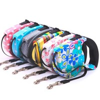 Automatic Retractable Dog Leash & Cat Leash