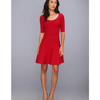 BCBGMAXAZRIA Allie A-Line Dress