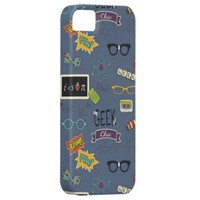 Geek Chic iPhone 5 Case from Zazzle.com