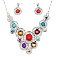 Silver and Brights Disc Statement Set