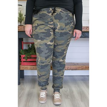 Hide Out Joggers +