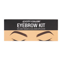City Color Perfect Eyebrow Kit