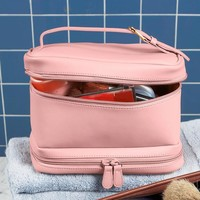 Personalized Royce Leather Cosmetic Case