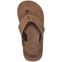 Reef Boy's Grom Leather Smoothy Sandal
