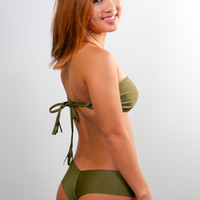 Hanu Hawaii Mahina Bottom Olive