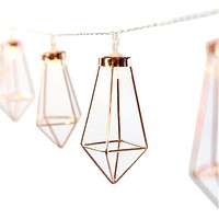 Rose Gold Fairy Lights