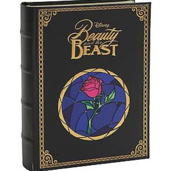 Licensed cool Disney Beauty And The Beast Note Card Gift Box 20 Notes/Envelopes/ Stickers NEW
