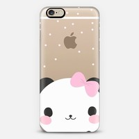 Ms. Panda iPhone 6 case by Camil D.   Casetify