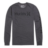 Hurley One and Only Push Through Tee at PacSun.com
