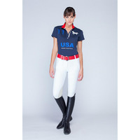Asmar Limited Edition Continental Polo - USA