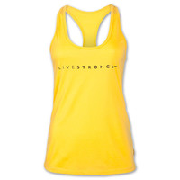 Women's Nike LIVESTRONG Foundation Training Tank