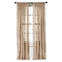 Threshold™ Manchester Embroidery Window Sheer