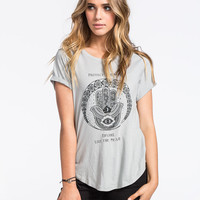 Rip Curl Protect Us Womens Tee Grey  In Sizes