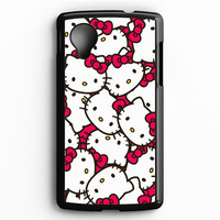 Beauty Hello Kitty Nexus 5 Case