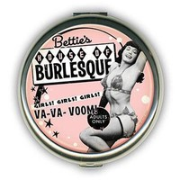 Bettie Page House of Burlesque Compact Mirror