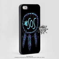 5 Sos Dreamcatcher For Apple, Iphone, Ipod, Samsung Galaxy Case