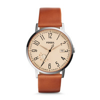 Vintage Muse Three-Hand Date Stainless Steel Watch - $105.00