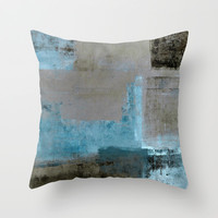 Staged Throw Pillow by T30 Gallery
