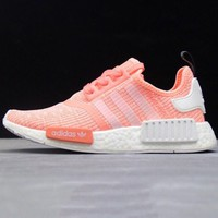 Adidas Boost NMD sells stylish, neutral knit sneakers