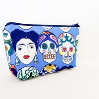 Day of the Dead Pouch