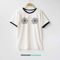 Spiderweb Spider Web Spiderman Shirt TShirt T-Shirt T Shirt Tee