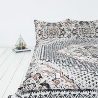 Kasbah Worn Carpet Duvet Cover - Urban Outfitters