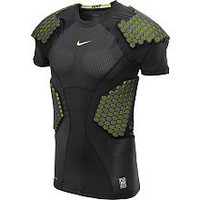 NIKE Men's Pro Combat Hyperstrong Compression Football Top