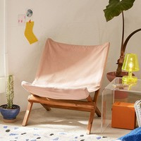 Kumi Wooden Folding Chair | Urban Outfitters