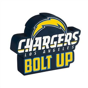 Los Angeles Chargers Garden Statue Mascot