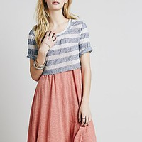 Free People Womens Lily Dress