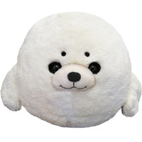 Squishable Seal: An Adorable Fuzzy Plush to Snurfle and Squeeze!