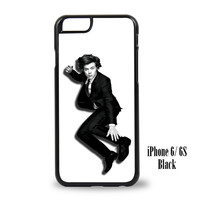 Harry Styles One Direction for iPhone 6, iPhone 6s, iPhone 6 Plus, iPhone 6s Plus Case