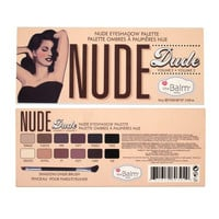 Hot Sale 2016 Brand New Thebalm Makeup The Balm Cosmetics 12 Colors Nude Dude Volume 2 Eyeshadow Make Up Palette Eye shadow