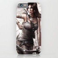 She iPhone & iPod Case by Ylenia Pizzetti | Society6