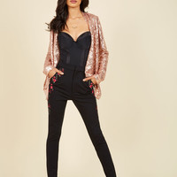 Chic Highly of You Contouring Bodysuit