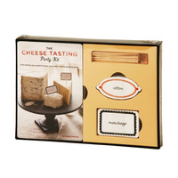 Cheese Tasting Party Pack