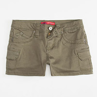 YMI Girls Cargo Shorts
