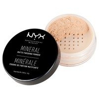 NYX Professional Makeup Mineral Matte Finishing Powder