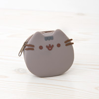 Pusheen Silicone coin pouch