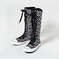 Checkmate Sneakers  | Claire's