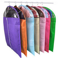 Free Shipping Home Dress Clothes Garment Suit Cover Case Dustproof Storage Bags Protector