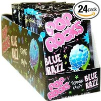 Pop Rocks Blue Raspberry (24pk/box)