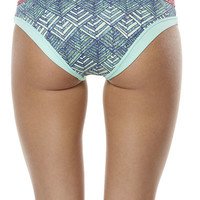 MAAJI HER MAJESTY HIPSTER SEPARATE PANT - MULTI