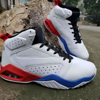 Air Jordan Lift Off AJ6 White/Royal Blue/Red Basketball Shoe Size US7-12