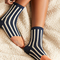 Hansel From Basel Dipped Toe Crew Sock | Urban Outfitters