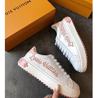 Louis Vuitton Lv Time Out Sneaker #2245
