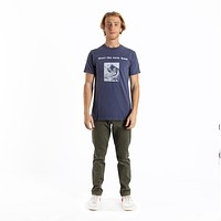 New Boss Sloth Graphic Tee by Altru Apparel